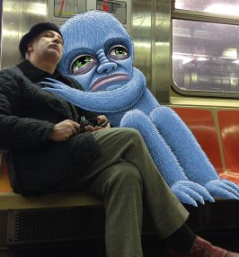 artist-adds-monsters-next-to-strangers-on-the-subway-17