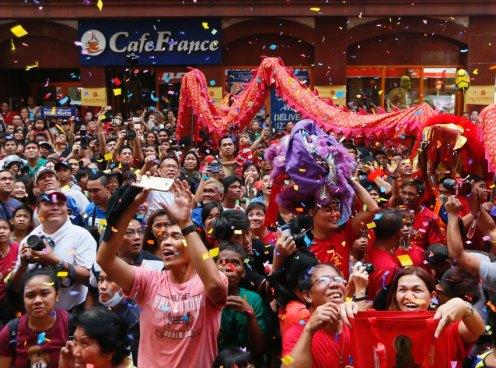 Philippines Chinese New Year