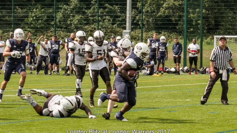 BAFA week 5 update