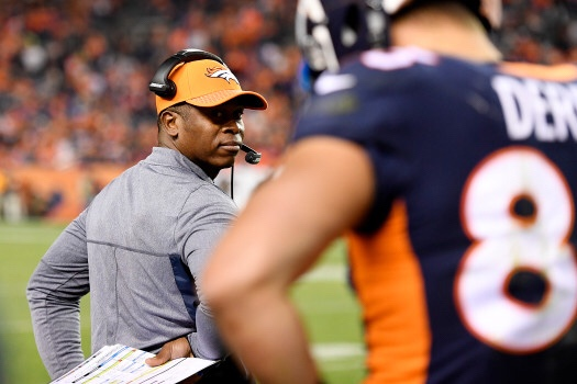 John Elway has given Vance Joseph the tools to re-establish Denver's identity.