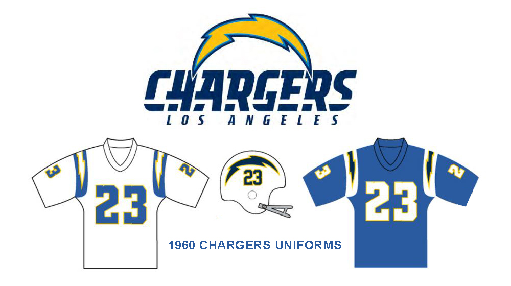 The Los Angeles Chargers – the first year