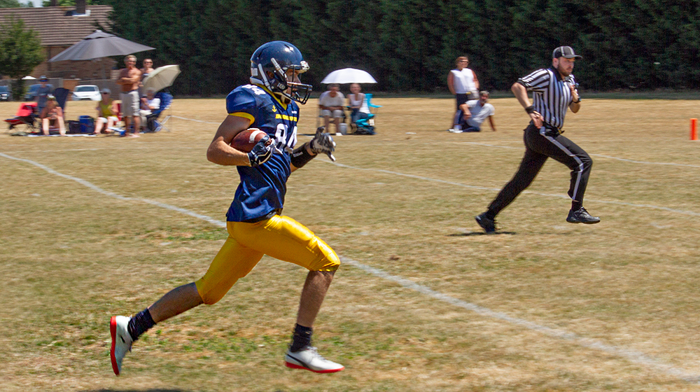 BAFA National League week 13 highlights