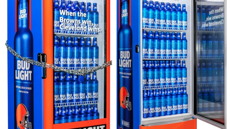 Free Bud Light for Cleveland! But When?