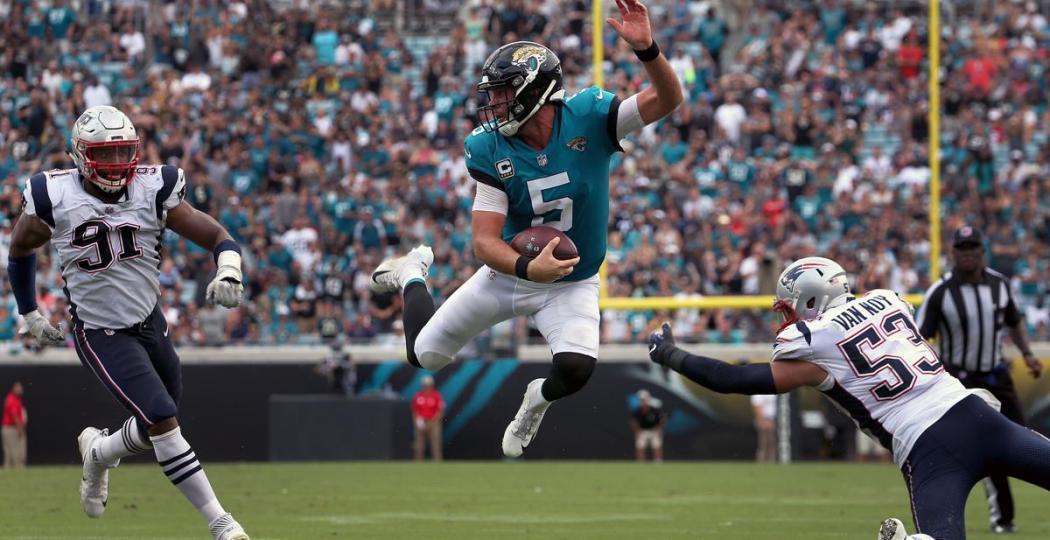 55bec998d28b54 State of the Franchise: Jacksonville Jaguars - Ninety-Nine Yards: American  Football for UK fans