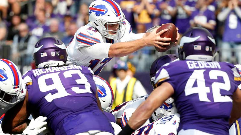 NFC North Roundup – 2 Wins and 2 Losses to Finish Week 3 Up North by Greg Forbes