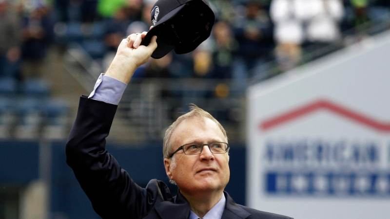 Paul Allen was not only the Seahawks owner, he was a visionary