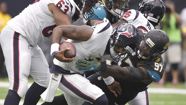 Can The Texans Down The Dolphins?