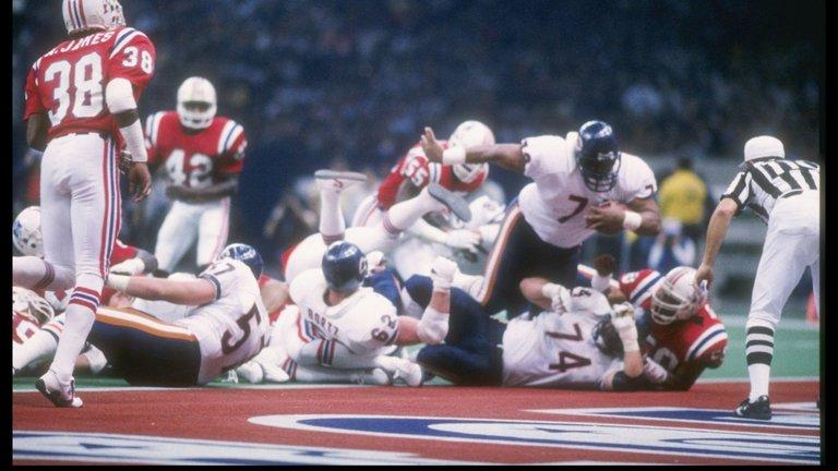NFL Rewind: Super Bowl XX Patriots vs. Bears