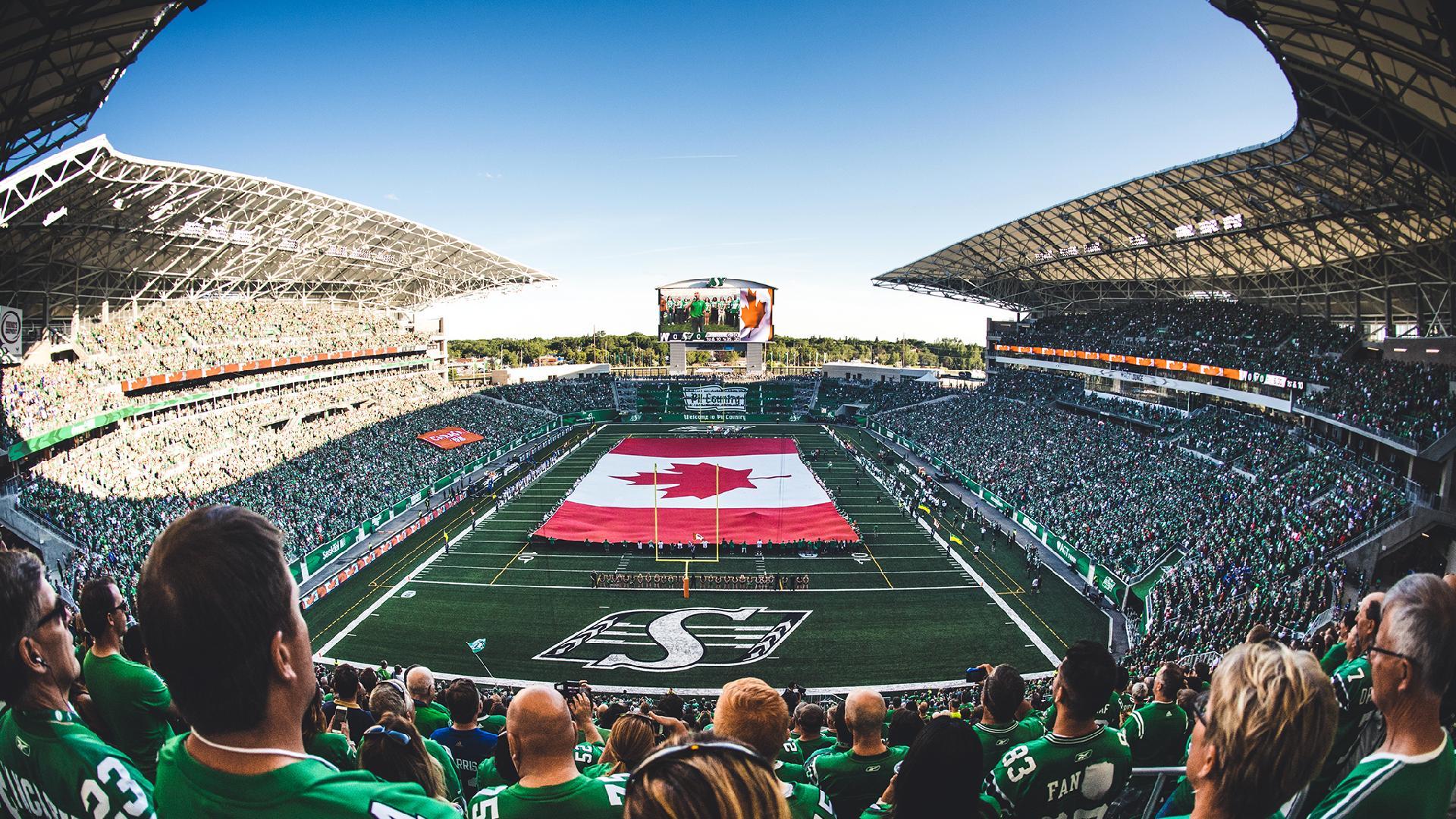 Saskatchewan to bid for 2020 Grey Cup