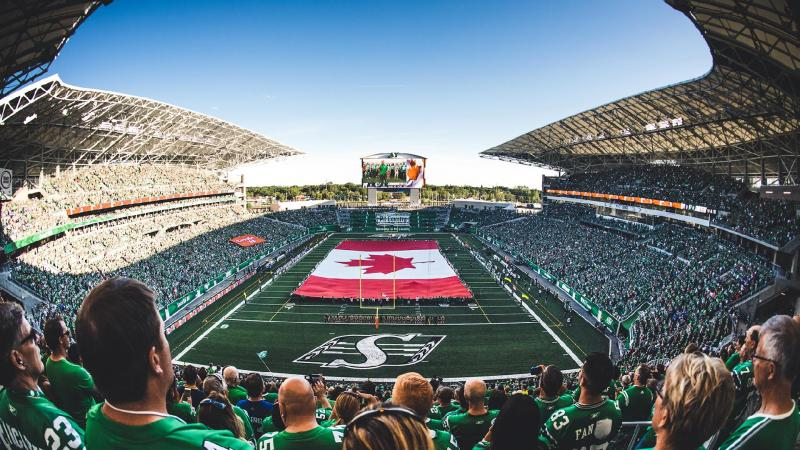Saskatchewan to bid for 2020 Grey Cup