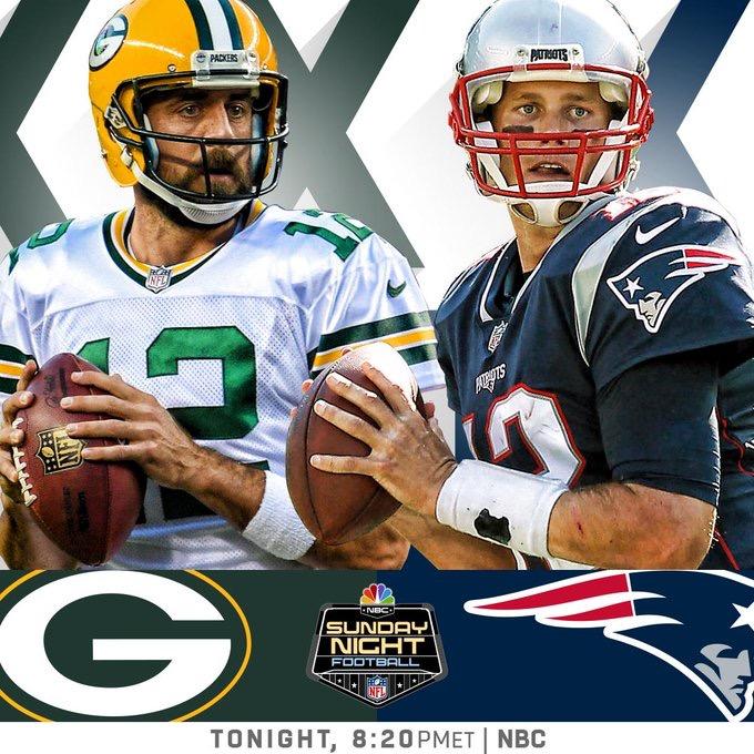 NFC North Roundup - Brady/Rodgers, Vikings Dominant, Bears