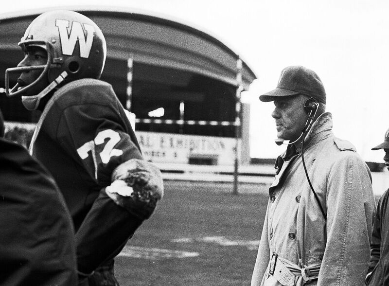Winnipeg Wonder: Bud Grant – CFL great