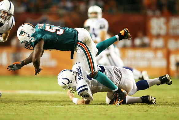 Week 13 Preview: Indianapolis Colts vs Miami Dolphins