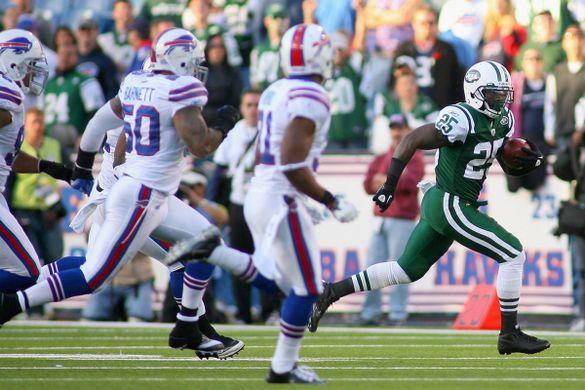Buffalo Bills vs New York Jets Week 10 Preview