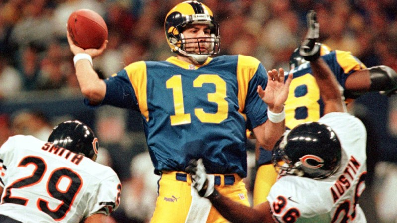 "Can the Rams become the dynasty the ""Greatest Show on Turf"" couldn't?"