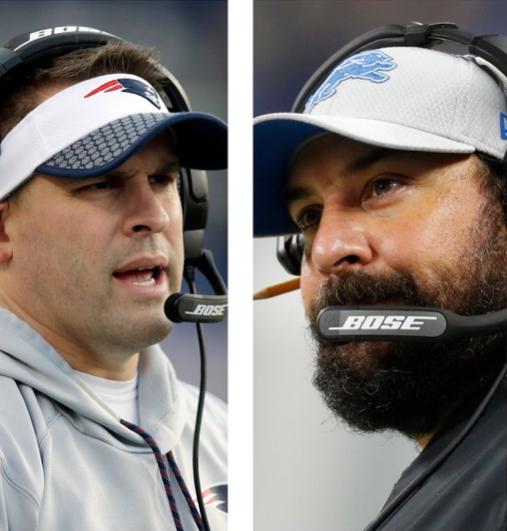 Coaching Comparison – Matt Patricia vs. Josh McDaniels By Charlie Harris