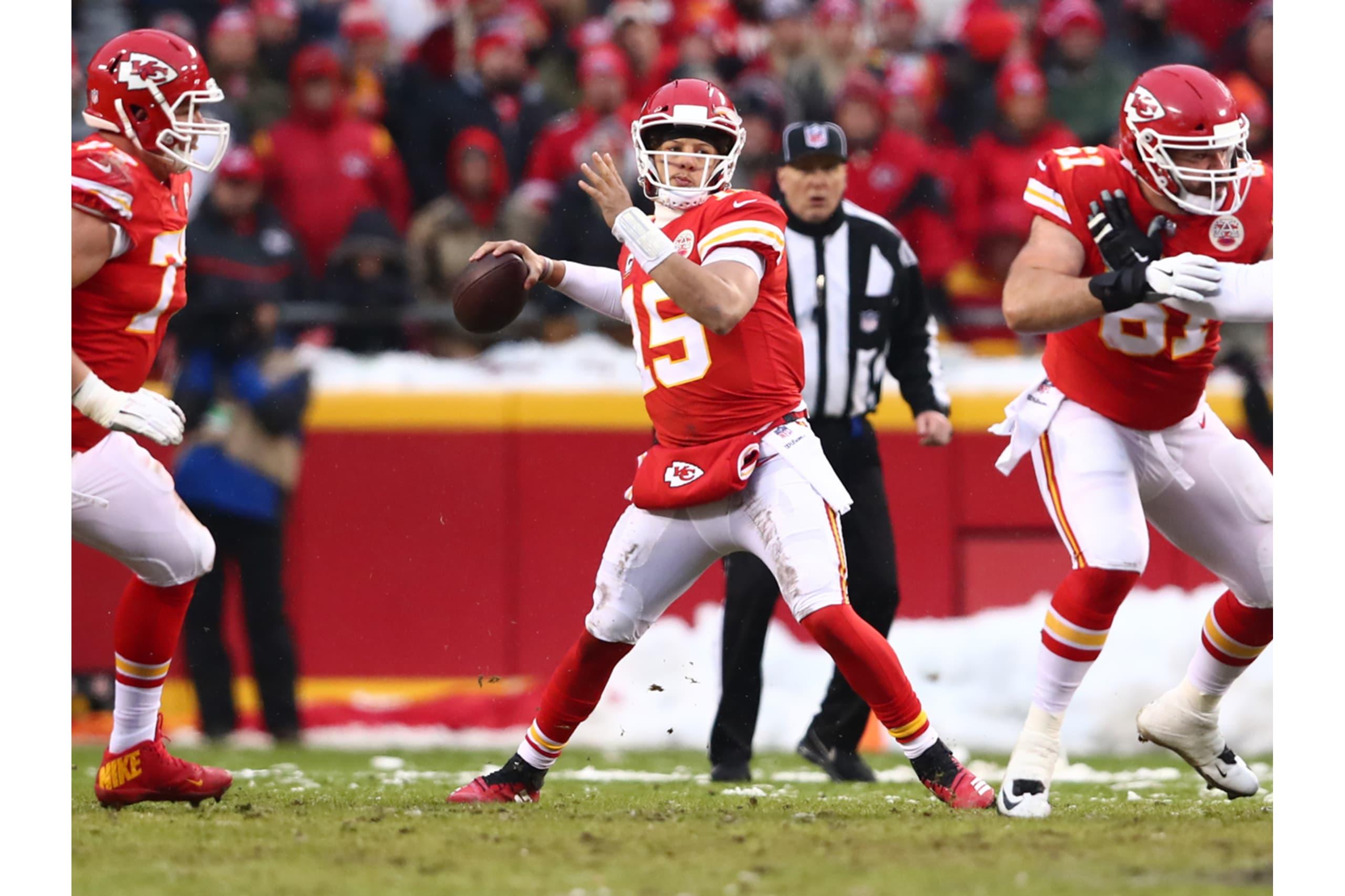 Kansas City Chiefs enter defining moment against the Patriots