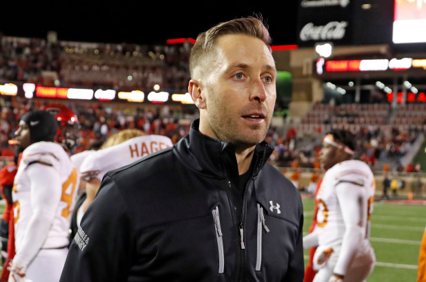 Kliff Kingsbury Heading To Arizona