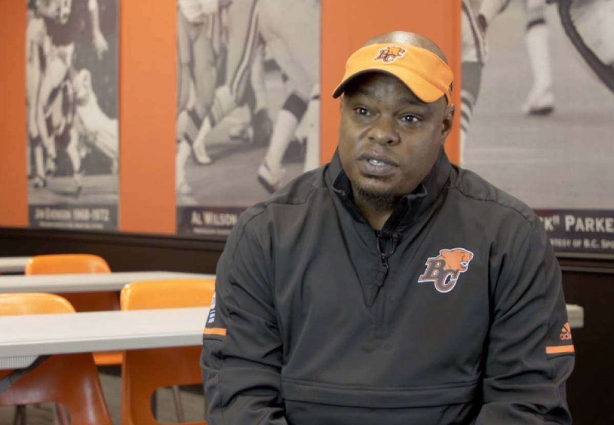 Torey Hunter's twitter trolling calamity: BC Lions man suspended over 'burner' account.