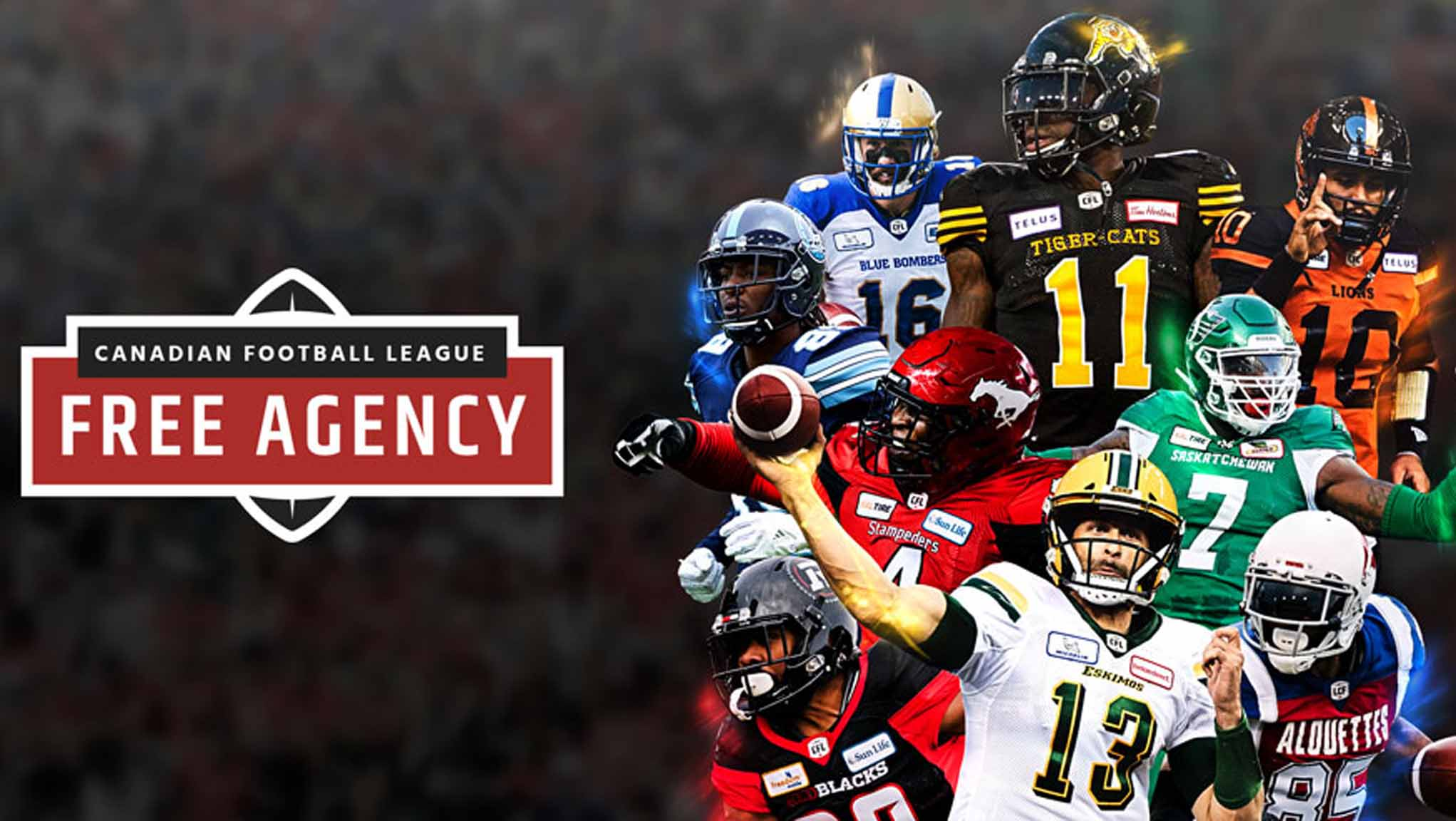 Seismic shifts: Free agency day 1 changes the CFL landscape