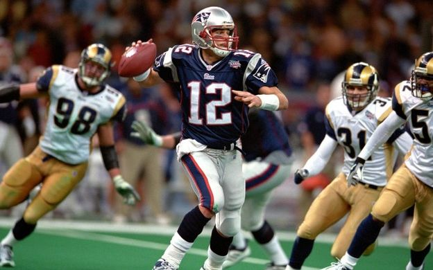 Super Bowl XXXVI Rewind