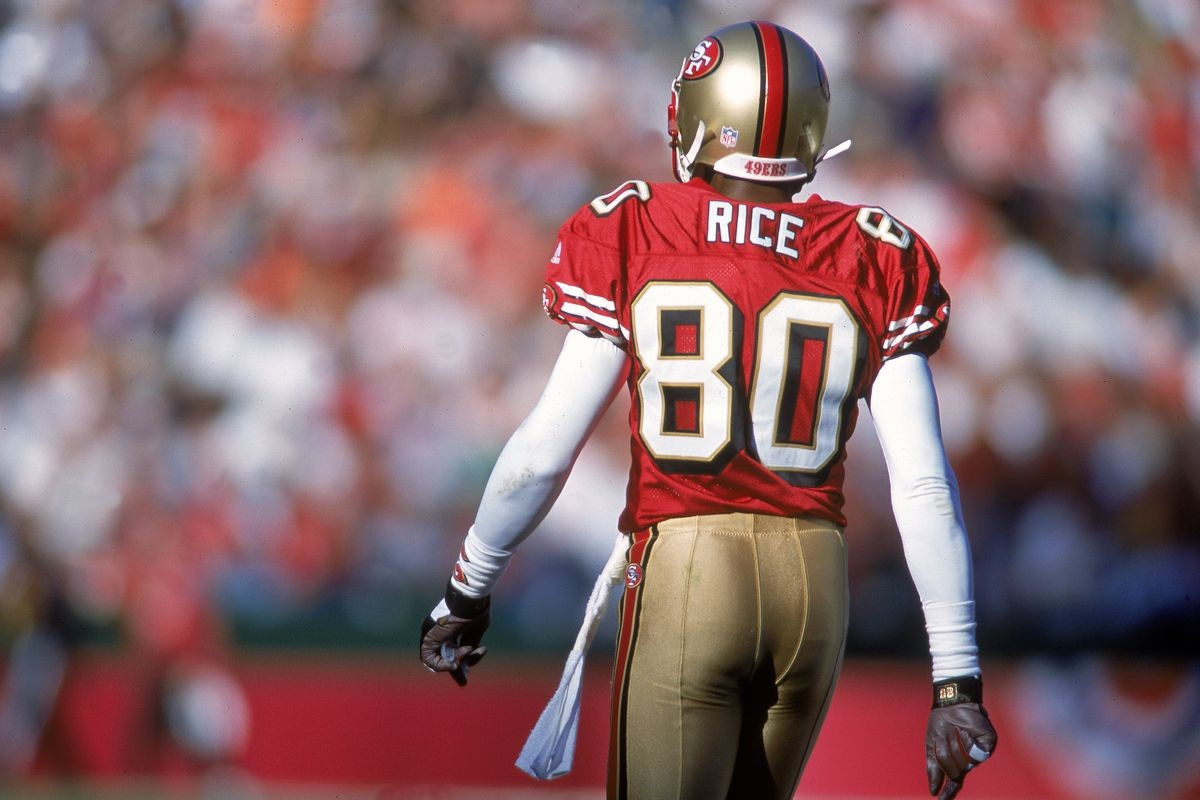 An Interview with Jerry Rice