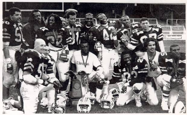 GREAT British Football Teams: The Birmingham Bulls