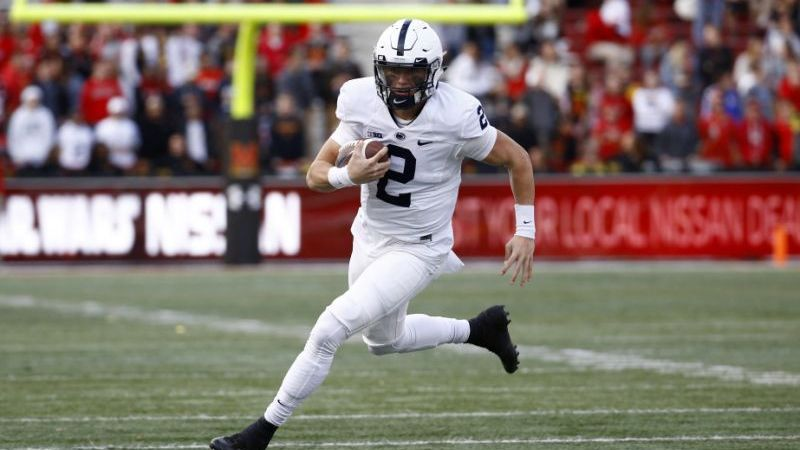 Stevens Transfer Request Add's to Penn State's QB Chaos