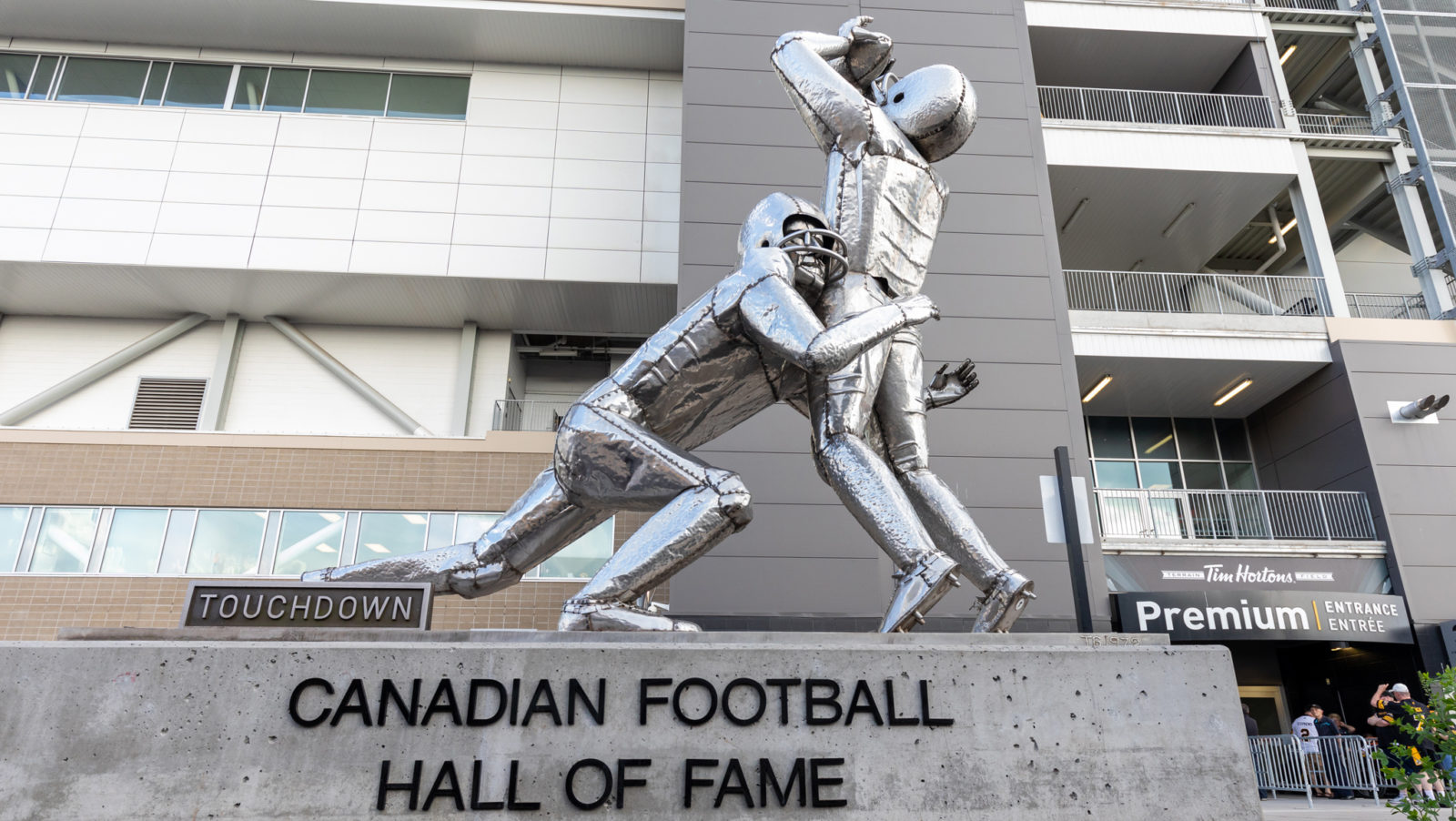 The 2019 Canadian Football Hall Of Fame class is here.
