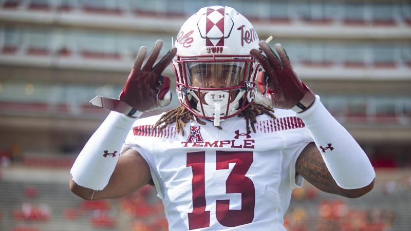 Isaiah Wright – Temple Football's Top Weapon