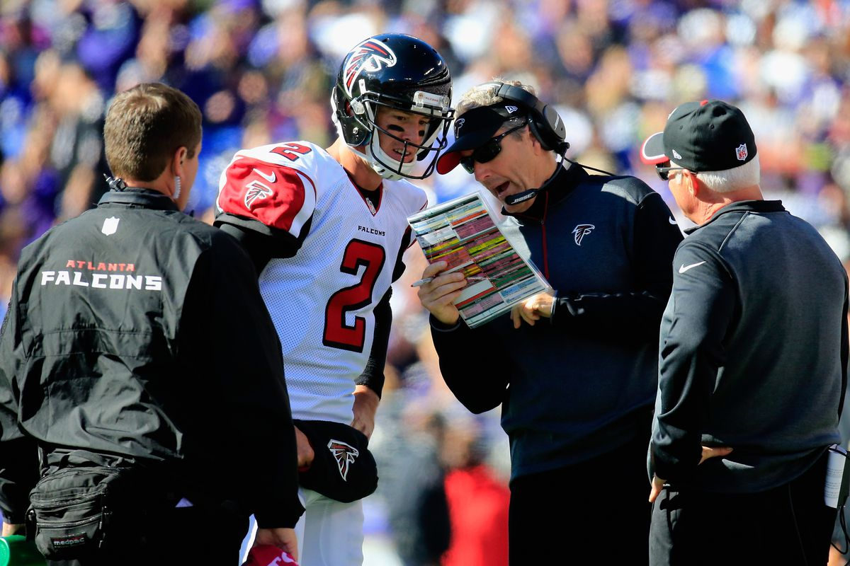 Is Dirk Koetter Key To Falcons Revival?