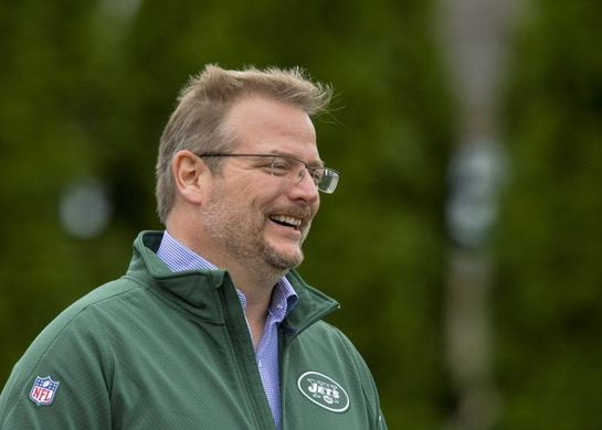 Jets fired Maccagnan.
