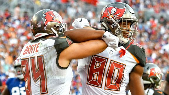 Worst To First: Ranking Tight Ends In The NFC South