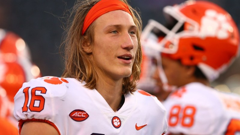 Trevor Lawrence is College Football's Newest Superstar!