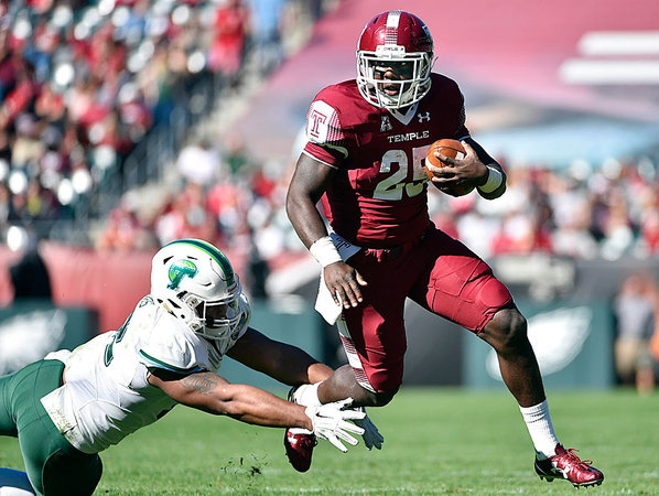 Remember the name – Ryquell Armstead. by Justin Brandrick