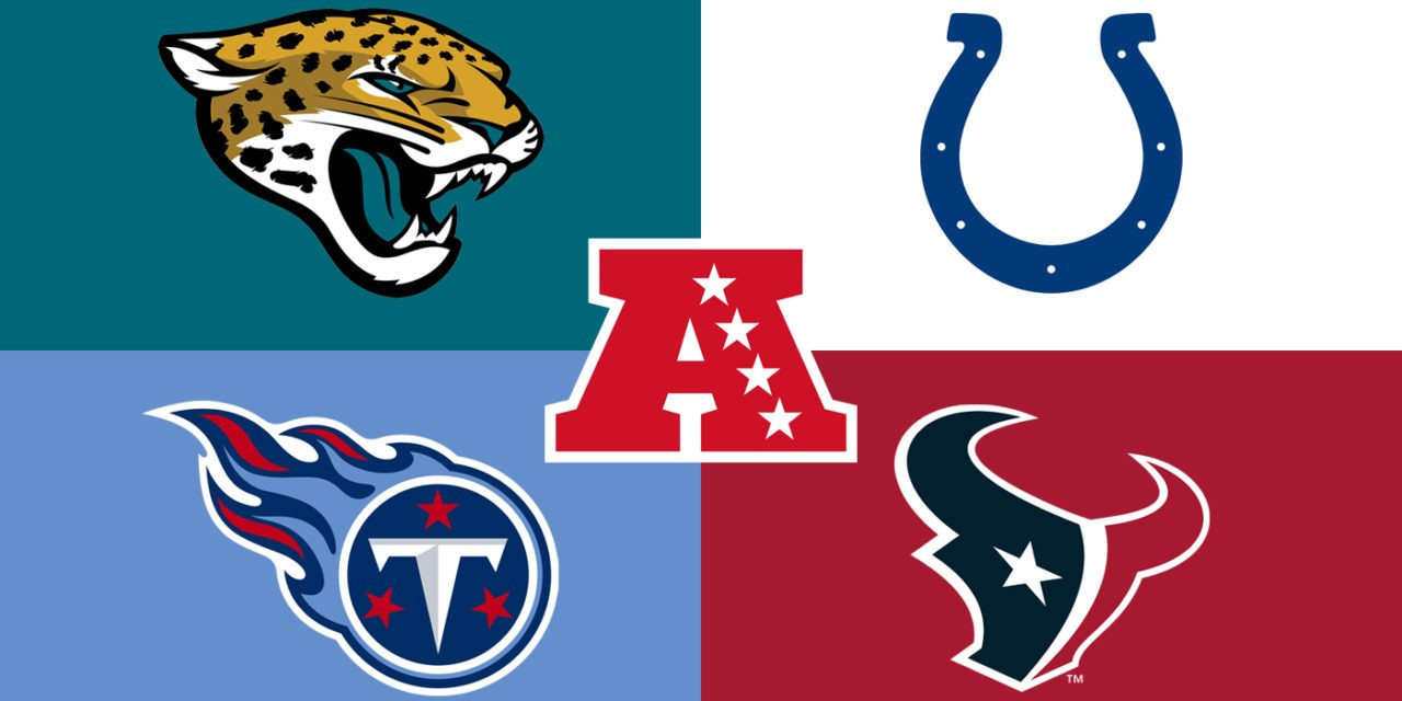 AFC South – Who will step up? by Stuart Taylor