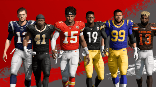 Players are rated too highly in Madden 20