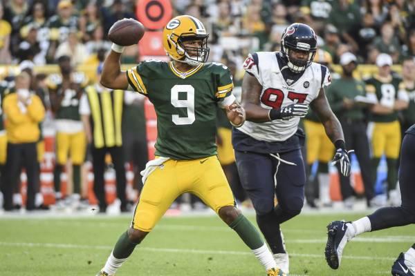 Packers headline NFC North Pre-Season Week 2 by Jamie Farrin