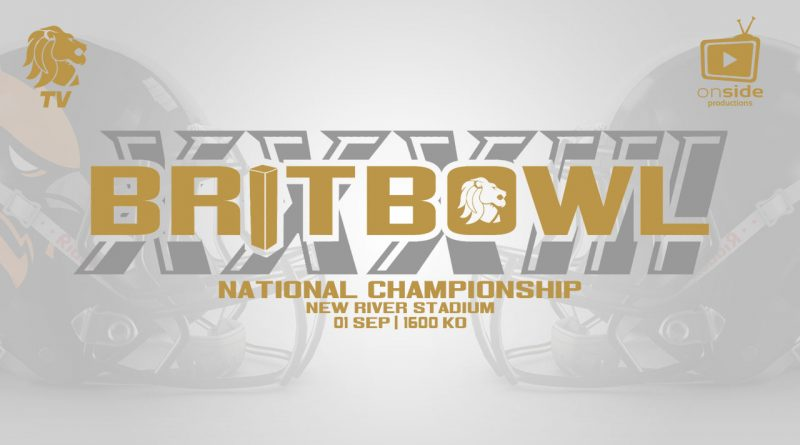 BritBowl XXXIII – Warriors v Phoenix