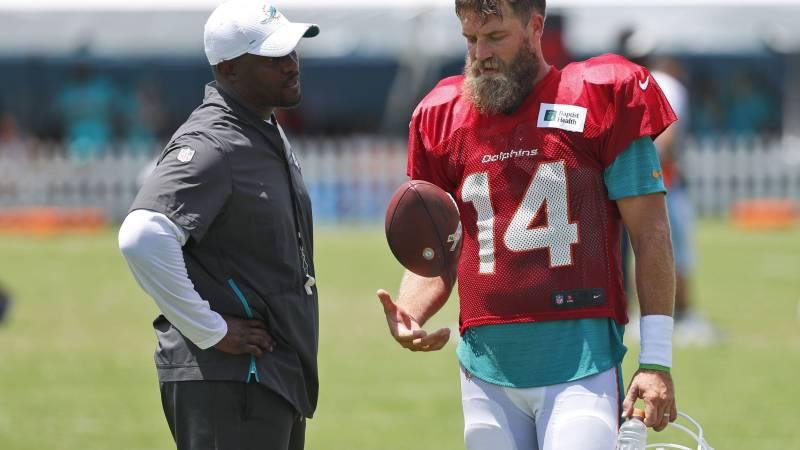Week 1 Recap: New England Patriots and Miami Dolphins.