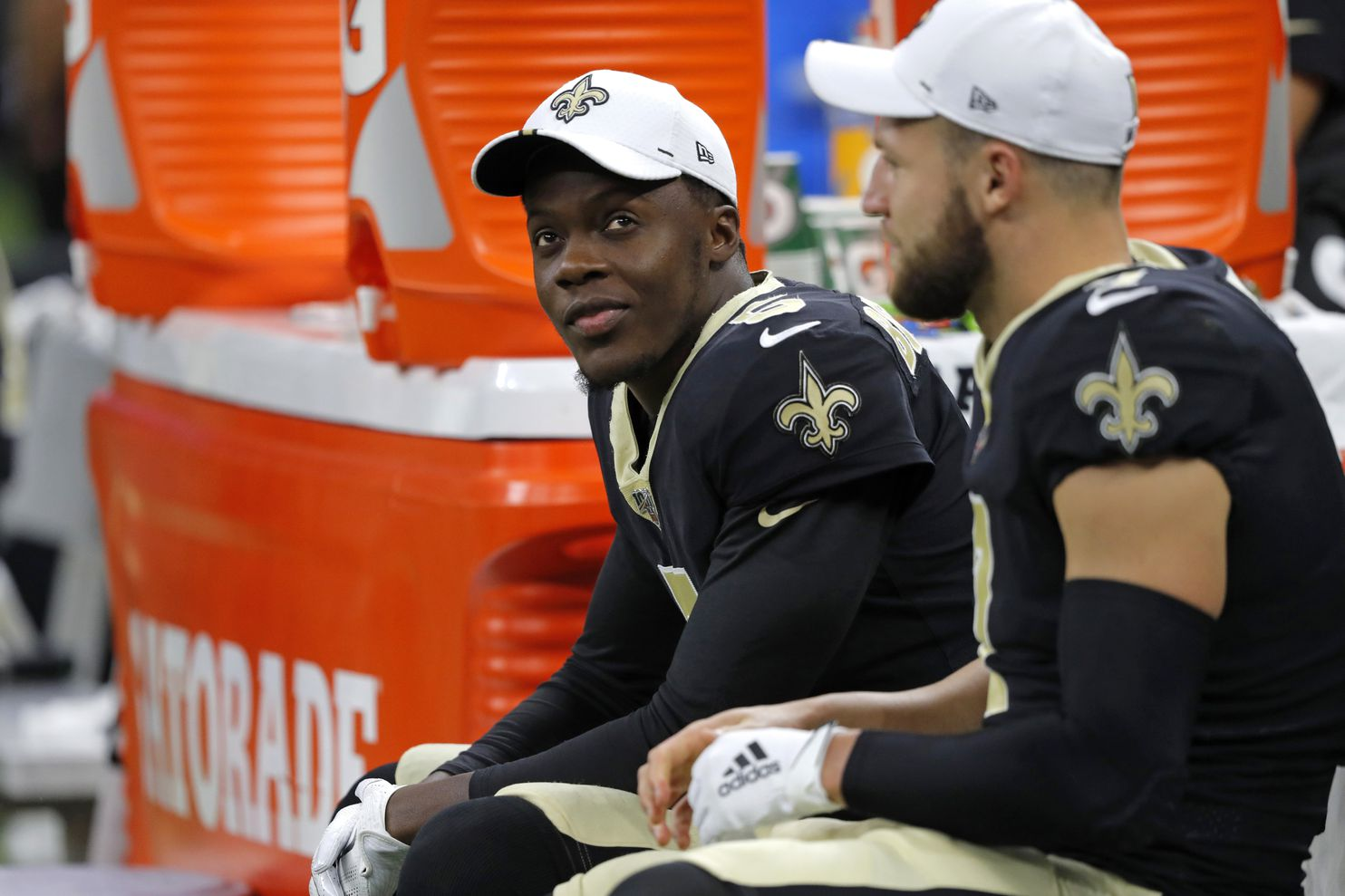 Saints QB Questions & Is The Falcons Defence Legit?