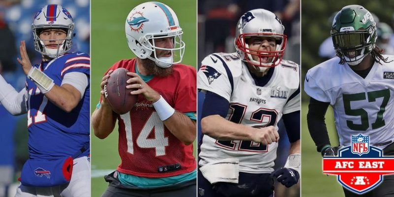 AFC East Preseason Week 4 and Roster Changes Ahead of the 2019 Season.