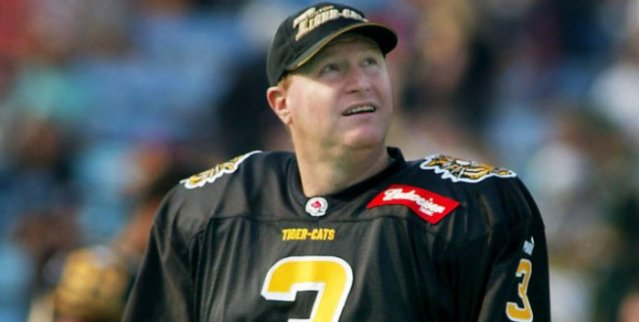 Paul Osbaldiston – toe of the Tiger-Cats