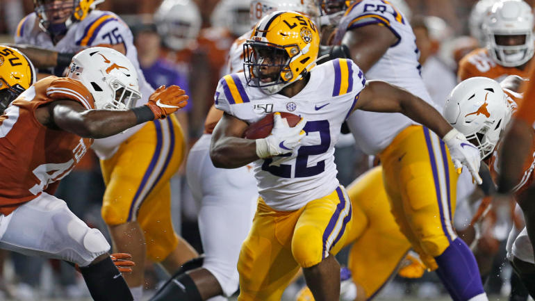 LSU Outlasts Texas In All Time Classic