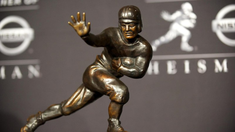 Heisman Watch by Gareth Evans