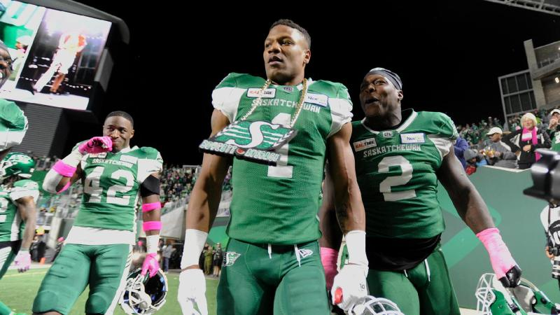 CFL SEASON CATCH UP: WEEK 17