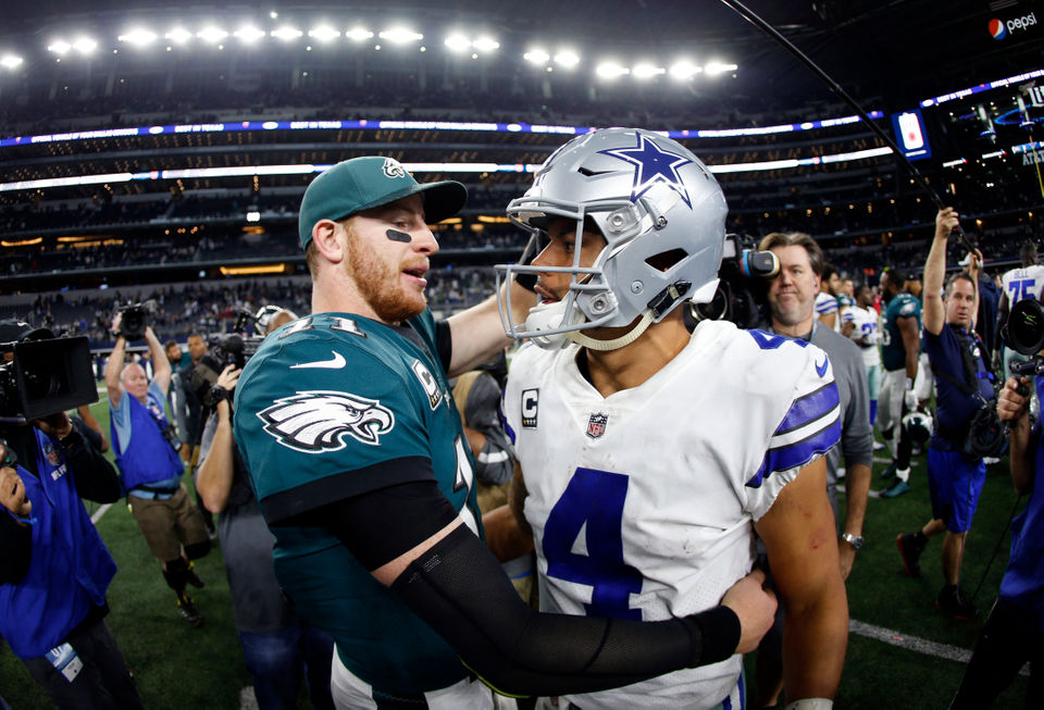 Eagles vs Cowboys: Battle for the NFC East