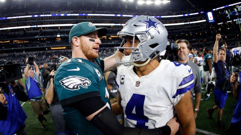 Eagles vs Cowboys: Battle for the NFC East