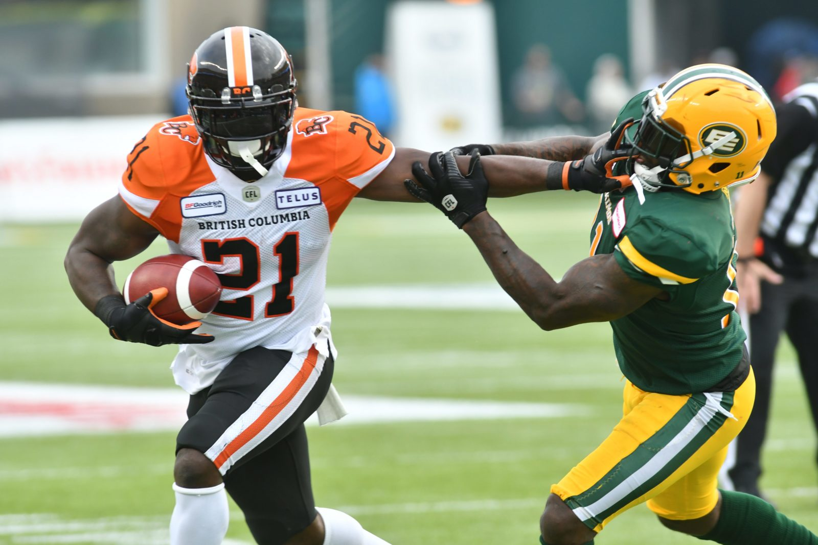 Crossover Clash in the CFL