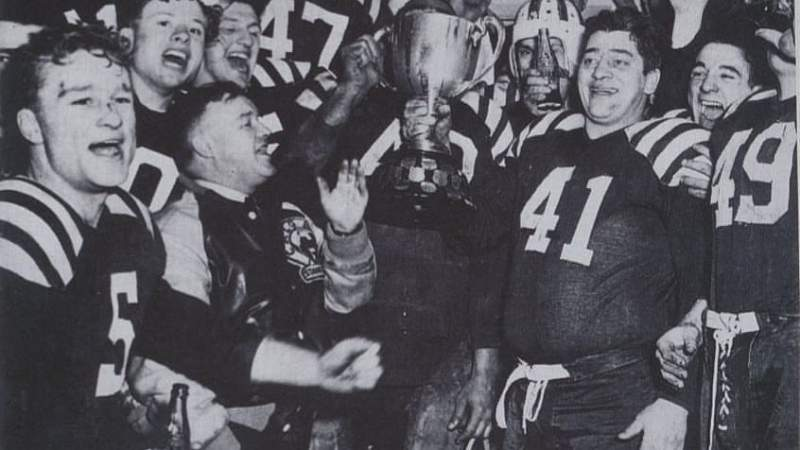Their First Grey Cup: The Calgary Stampeders